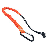 حلقة تسلق الحبل قابل للسحب السلامة المهنية في تسلق الصخور حبل مطاط تسلق أداة