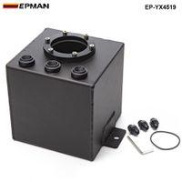 EPMAN yüksek performanslı 2L Alüminyum Surge Girdap Pot Tank Montaj sırasında Kara araba yarışı parçaları EP-YX4519