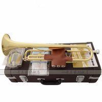 Trompete B-Dur-Musik-Instrument bevorzugt New Trompete Super professionelle Leistung