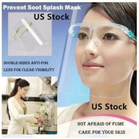 US Stock Oil- Splash Proof Mask onion goggles kitchen Dust- Pr...