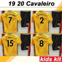 19 20 Wolverhampton NEVES Kids Kit Soccer Jerseys Wanderers ...