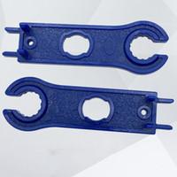 Freeshipping solare fotovoltaico Mc4 connettore filo e cavo linea pressatura morsetto pinze a crimpare pinza spellafili kit di attrezzi strumenti S