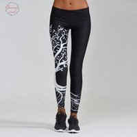New Fitness Leggings Women Mesh Breathable High Waist Sport ...