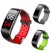 Q8S smart bracelet fitness Tracker heart rate monitor Blood ...