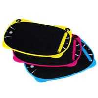 Цифровой портативный 8,5-дюймовый ЖК-планшет для рисования планшет почерк колодки электронные планшетные доски для взрослых дети