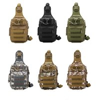 Outdoor Fishing Bag Tactical Multi- function designer fannypa...