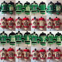 88 Patrick Kane Chicago Blackhawks Jersey 19 Jonathan Toews 65 Andrew Shaw 9 Hull 50 Corey Crawford 7 브렌트 해저 후드 티 유니폼 스웨터