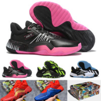 Mens D. O. N. Issue #1 Basketball Shoes, Spiderman Donovan Mitc...