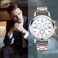 Luxury Men' s Quartz Watch Fashion Men' s Casual Qua...