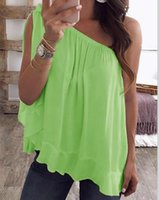 Womens Designer Loose Summer T Shirts Solid Color Off Shoulder Ladies Tops Casual Tops Plus Size Womens Fashion Clothing