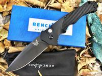 벤치 메이드 9600bk S30V 전술 자기 방어 접는 EDC 포켓 나이프 캠핑 사냥 칼 포켓 도구 크리스마스 선물 a2931