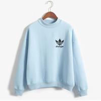 Stranger Things Sweatshirt New TV Show Women Clothes Stranger Things Hoodie Sweatshirts Fashion Capless Most Drop Shipping