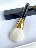 TF BRONZER BROSSE 05 - Soft chèvre cheveux luxe Poudre bronzante Fard Cheek beauté pinceau de maquillage