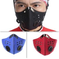 DHL Ship Mountain Road Bike Bicycle Half Face Masks Anti- Dus...