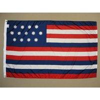 3x5ft Serapis Flag Banner Digital gedruckte Polyester Promotion Stoff doppelt vernähte, Outdoor Indoor Verbrauch, Versand Tropfen