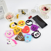 3 Types 5V 2A Qi Cartoon Style Wireless Charger Mobile Phone...