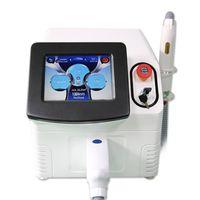 Portátil 755/1064 / 532/1320nm Boneca preta Picossecond laser laser Pictura laser para todas as cores Remoção de tatuagem DHL Fast Ship
