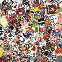 Hot Sale Dirty Styling Bad Joke Seksuele Meisje Sticker Bom Waterdichte Graffiti Doodle Skateboard Decal Auto Sticker