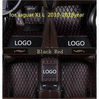 for Jaguar XJ L 2010-2018year non-slip non-toxic foot pad car foot pad