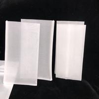 Wholesale 2.5 * 4.5インチ2 * 4インチナイロンメッシュロジンテックヒートプレスフィルターバッグ工場価格90 120ミクロンの液体抽出フィルターティーバッグ