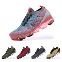 2019 Air Vapo Herren Designerschuhe Damen Outdoor Casual Triple Schwarz Weiß FLY TN Luftkissen Jogging Trainer athletische Turnschuhe Sportschuhe Vapormax vapor flyknit