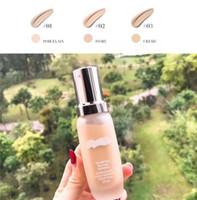 Berühmte Marke Makeup Weiche Flüssigkeitsfundament Die weiche Flüssigkeit langer Tragen 30ml Dropshopping vs dw