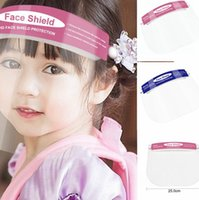Kids Safety Face Shield Outdoor Dust proof Clear Visor Child...