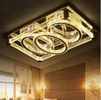 버블 칼럼 크리스탈 램프 샹들리에 현대 미니멀리스트 LED 천장 램프 직사각형 거실 분위기 침실 레스토랑 조명 LLFA
