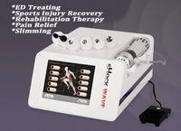 하이테크 품질 휴대용 ED 치료는 CE 로시 승인과 웨이브 치료를위한 ED / 충격파 발기 부전 치료 장비를 얻