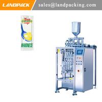 Flüssig-Sachet-Verpackungsmaschine Mayonnaise-Stick-Füllmaschinen Multispurverpackungsausrüstung