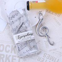 "Romantic Music Note Bottle Opener "" Symphony"" Desin..."