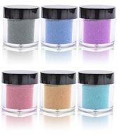 Mini Caviar Perles de Cristal Minuscule microbilles Glitter Strass 3D Nail Art Décor