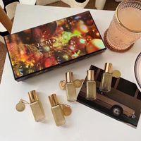 Incienso Perfumes Kit de Navidad edición limitada Jo Malone Fragancias spray envío Cada 9 ml 5pcs