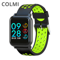 COLMI Smartwatch S9 2. 5D Screen Gorilla Glass Blood oxygen B...
