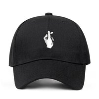 Summer 2019 Brand New Cotton Mens Hat Finger Letter Print Un...