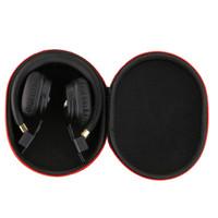 Anti Shock EVA Kopfhörer Tragen harter Kasten Stoß- Schutztasche Tasche für SD-TF-Karten-Kopfhörer-Objektiv-Filter