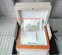 Luxo Alta Qualidade Marca JL Geofísico 8108420 Relógio Box Original Papers Wood Boxes Bolsa para Swiss Hybris Mecanica Reverso Relógios