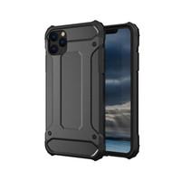 Yeni moda Zırh Telefon Kılıfı Ağır Hizmet Hibrid Kapak iPhone 11 Pro MAX Xs X 6 8 7 Samsung Note10 S10 artı