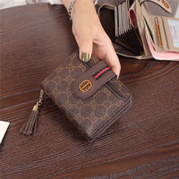 mini walletsfree shipping Design Luxury Card Holder Leather ...
