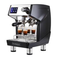 상업적인 에스프레소 커피 기계 2700W 힘 15 막대기 압력 1.7L 수용량 반 자동 커피 메이커 CRM3200B 커피 기계