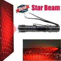 100 mil Askeri Kırmızı Lazer Pointer Kalem Yıldız Cap Kemer Klip Astronomi 5mw 650nm Güçlü Kedi / Köpek Oyuncak Öğretim İnanılmaz Işık
