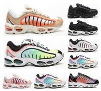 Pas cher pur Platinum gradient Tn plus Og Ultra Tailwind IV 4 Hommes Chaussures de course pour la marine et l'or Man Outdoor sport Baskets Sneakers Zapatillas