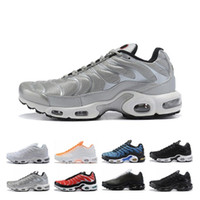 Qualitys Além disso SE Homens Running Shoes Volt Greedy Oreo Triplo Black White Silver Bullet Mens Designer instrutor Sports Sneakers