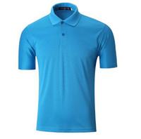 Venta al por mayor más el tamaño Nuevo de lujo clásico cuello redondo camiseta Street Run manga corta camisa poloshirt hombres diseñador para hombre camisetas tredd