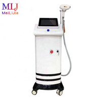 2019 original German 808 755 1064nm diode laser hair removal skin rejuvenation Anti-puffiness beauty machine for salon