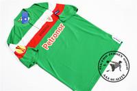 Ücretsiz kargo 2012 Falcao atm vs muniain 3: 0 europa şampiyonu final maçı futbol forması futbol camisetas
