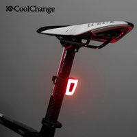 CoolChange Bicycle Light Multifunctional Ultralight USB Char...