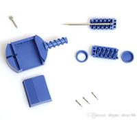 herramientas relojes miran ajuste del reloj de reparación del regulador de cadena y quitar reloj enlace banda pin ajustar los relojes