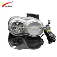 Bicycle Headlight L2 LED USB Rechargeable Bike Front Lamp Taillight Waterproof