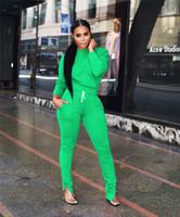 Frauen Zweiteiler Hose Designer Zipper Split Mode-Bleistift-Hosen Shorts T-Shirts 2ST-Satz-beiläufige Anzüge